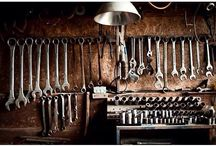 Garage Stuffs / A room... of TOOLS. oooohhh... aaaahhhh.
