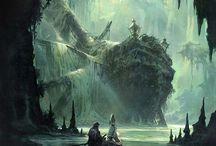 fantasy pnp places