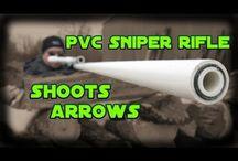 pvc sniper