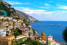 European Honeymoons / Ideas and inspirations for a European honeymoons