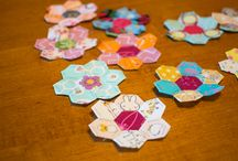 Quilt blocks-Hexagons!