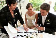 Jean Margaret Hill MNZM.JP / Jean Margaret Hill MNZM.JP - Naming Celebrant ,Wedding Celebrant ,Marriage Celebrant