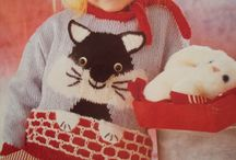 Chalecos para niños. / kids sweaters.