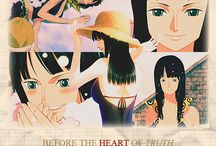 Manga || One Piece - Nico Robin