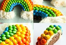 cumple arcoiris