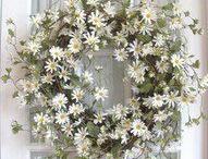Věnečky - Wreaths / Věnečky - Wreaths