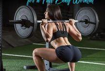 female exercise