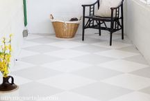 Painted Floors