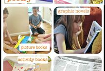 Family Play, Family Fun: Read / by Brook Howell, MA, LPC
