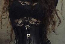 Gothic girls hot