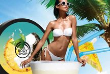 Hola it's Happy Hour! / Escape to the tropics with our Piñita Colada Bath & Body Collection. This irresistible spring/summer scent evokes the aroma of freshly blended pineapple, coconut flakes and refreshing coconut water. The lightweight textures will quench your skin with moisture and leave you feeling refreshed, no matter what the weather.