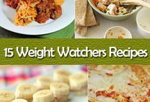 Weight watcher recipes / by Tiffany Griffin
