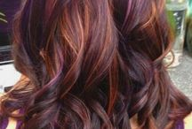Hair colors and more