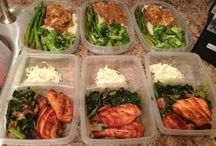 Meal prep / by Laura Foster