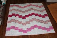 Quiltsy Loves Quilts! / We love quilts! We love to make them, we love to cuddle under them and we love to look at them for inspiration. This board is designed to hold all those quilts we love; whether we made it, we want to make it or we just appreciate it! Feel free to pin those quilted beauties here. We'd love for you to invite fellow pinners who love fabric and quilts as much as we do to join in on the fun. Happy Pinning!