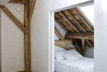 屋根裏のスペース