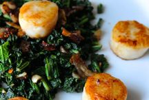 healthy food / by Rachel Baker