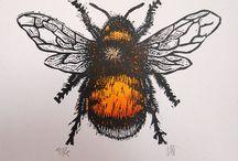 Beautiful Bee's