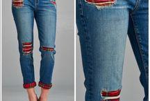 идея с джинсами
