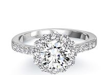 I usually like princess cut only but this is preety!      LaRog Brothers | Crown Ring Engagement Rings