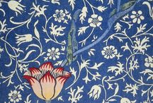 textiles, william morris etc
