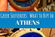 Greek souvenir