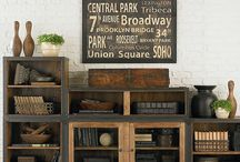 New York Vintage Home / All things New York for your home, with a vintage flair.
