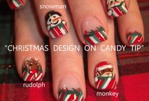 Nails designs Christmas / by Vivi Ureña