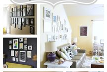 Gallery inspiration - how to hang your photos