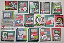 Card Ideas - Kill a  6x6 paper pad