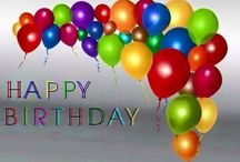 Happy birthday and wishes