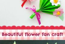 Flowers and Nature Crafts