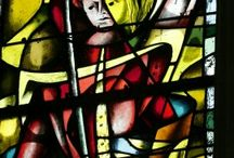 Stained Glass / I think I need a room with stained glass walls...