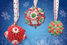 Holiday Baking and Crafting 2014 / Create a variety of homemade gifts and goodies using Brach's candy.