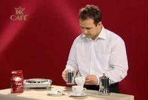 kawa i mleko