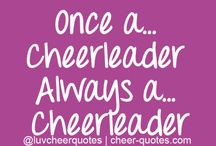 Cheerleading / Cheerleading quotes, and everything about cheerleading ;)