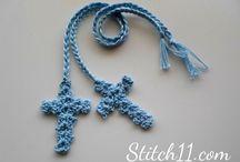 cruces al crochet