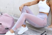 GYM/FITNESS OUTFITS