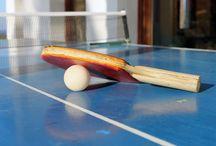 Asztalitenisz / Kellemes időtöltés, de sport is. Az egyik olyan témakör amelyben állíthatjuk, nagyon otthon vagyunk!