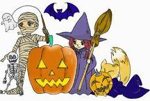 HALLOWEEN / Aprende inglés en Halloween. Learning English in Halloween. Educational Halloween Activities.