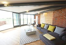 Stylish New Cottages on High Ash Farm, Badingham / Overlooking 6 acres of meadows, fields and neighbouring farmland