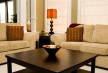 family room redo / by Jennifer Myers
