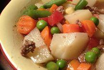 Food Plan - Soups / by Samantha Telleford