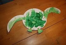 Preschool Dinosaur Theme / by Patricia Ispas