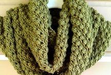 Cowls scarfs shawls