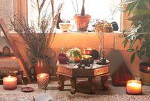 autel méditation