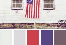 Red, White, and Blue