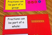 Fraction Activity ideas