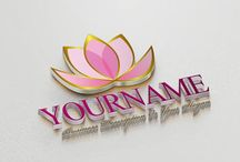 Amazing Flower Logo Design Collection / Create a Flower Logo Online With the best Free Logo Maker! Have a look at this amazing floral logo templates. Use our Free Logo creator to make your own flowers logo online.