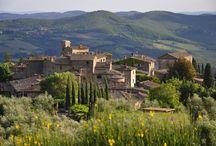 ITALY - Tuscany with Slow Tours / Tuscany Italy